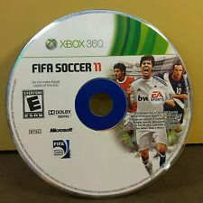 FIFA SOCCER 11 (XBOX 360) USED AND REFURBISHED (DISC ONLY) #10941