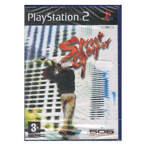 Street Golfer PLAYSTATION 2 PS2 505 Games Sealed