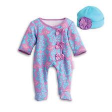 American Girl Bitty Baby Fresh Blooms Sleeper & Hat BNIP SO SO Cute !!!!