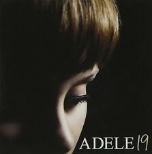 ADELE CD - 19 (2008) - NEW UNOPENED - COLUMBIA RECORDS