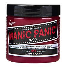 Manic Panic Classic Hair Dye Color New Rose Vegan 118ml Manic-Panic