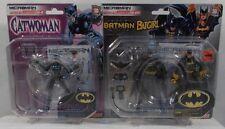 Batman Japanese Exclusive Microman-Batman & Batgirl And Catwoman MA-SP01 & MA-1