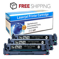 3pk CF410A Black Toner Cartridge for HP LaserJet Pro MFP M452dw M452nw M477fnw