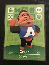 Cesar Amiibo Card