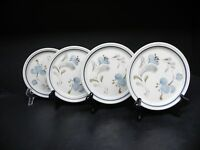 "JOHNSON BROTHERS TABLE PLUS SIROCCO BLUE SET OF 4 - 6 1/2""  BREAD  PLATES .."