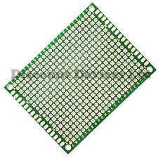 50x70mm Double sided Copper Prototype PCB Matrix/Strip Epoxy Glass Fibre Board