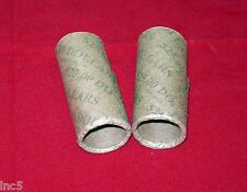 36  Preformed  Coin Wrappers  SBA* Dollars