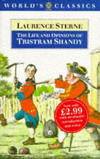 """VERY GOOD"" Tristram Shandy: Life and Opinions of Tristram Shandy, Gentleman (Wo"