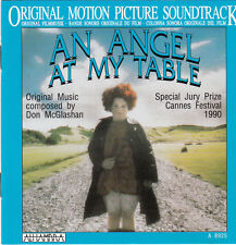 An Angel At My Table-1990- Soundtrack-A-15 Track-CD
