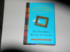 The Uncommon Appeal of Clouds by Alexander McCall Smith (2012) SIGNED 1st/1st