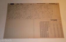 Microfich Ersatzteilkatalog Toyota RAV4 Stand 04/1994