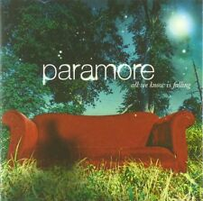 CD - Paramore - All We Know Is Falling - #A2986