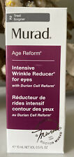 Murad Age Reform Intensive Wrinkle Reducer for Eyes 0.5 fl oz Authentic MSRP $95
