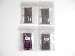 Nvidia SLI Bridge 3 Way HB - Job Lot x 4