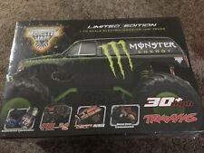 New In Box Rare Traxxas 1/10 Monster Energy Stampede Limited Edition RC Truck