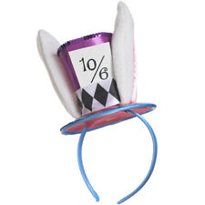Mad Hatter Hat on Headband Book Day Accessory