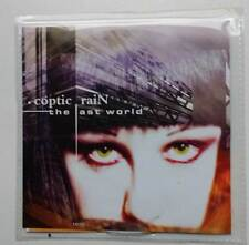 COPTIC RAIN - CD The Last World,  INDUSTRIAL METAL, GOTH, DARK WAVE Laibach