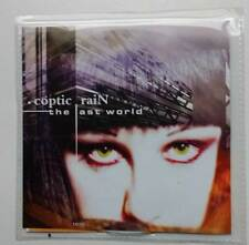 COPTIC RAIN - CD The Last World,  INDUSTRIAL METAL, GOTH, DARK WAVE, Laibach