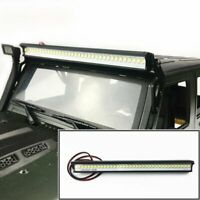 36LED Car Roof Lights Bar 150mm For 1/10 RC Crawler Axial SCX10 II 90046 D90