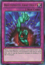 *** BOTTOMLESS TRAP HOLE *** ULTRA RARE 3 AVAILABLE LCYW-EN181 YUGIOH! (NM)