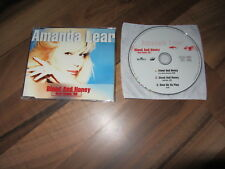AMANDA LEAR Blood And Honey  - New Remix 98 OOP EUROPEAN CD single