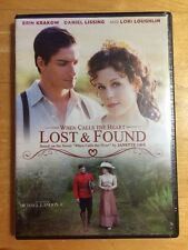 When Calls the Heart: Lost and Found DVD 2014 Movie 1 Erin Krakow Daniel Lissing