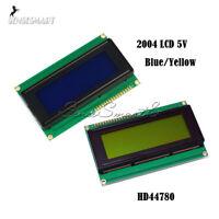 2004 20x4 Character LCD Display Module 2004 LCD Blue/Yellow Blacklight Board