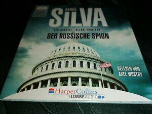 Daniel Silva - Der russische Spion