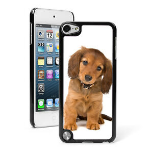 For Apple iPod Touch 4th 5th 6th Hard Case Cover 13 Dachshund Dog