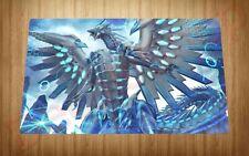 Blue Eyes Chaos MAX Dragon Yugioh Game Playmat Play Mat Mouse Pad FREE SHIPPING