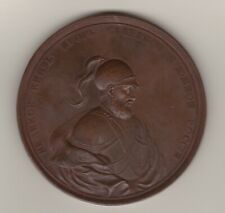 More details for russia death of grand duke igor bronze medal in extremely fine condition