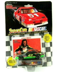 1991 Racing Champions 1:64 NASCAR #42 Kyle Petty Mellow Yellow