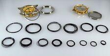 Assortimento Guarnizioni o-ring x orologi 8a30mm 144Pz vari spessori Swiss Made