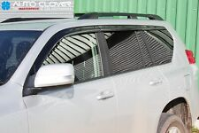 Auto Clover Wind Deflector Set for Toyota Land Cruiser 150 2009 - 2015 (6 pieces