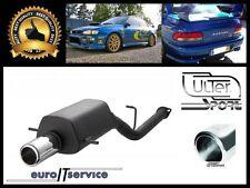SILENCIEUX POT D'ECHAPPEMENT SUBARU IMPREZA GT 1994-1997 1998 1999 2000 TIP 100