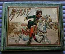 C1 NAPOLEON Montorgueil MURAT Illustre par JOB EO 1903 Relie PERCALINE Tres RARE