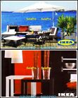 2x IKEA GLASS VASES & INCENSE OUTDOOR DECK SETTING COLLECTIBLE GIFT CARD LOT For Sale