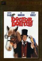 Doctor Dolittle (DVD, 2006, Widescreen) Rex Harrison NEW