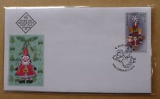 2014 BULGARIA CHRISTMAS FIRST DAY COVER FDC