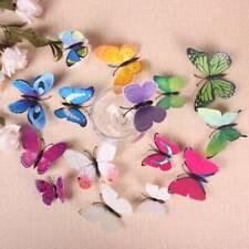 108 Set Schmetterling Schmetterlinge Wandtattoo Deko Wanddeko Wandaufkleber NEU