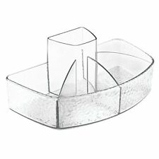Interdesign Rain Contenitore per Cosmetici con 5 ripiani | Organizer (e0k)