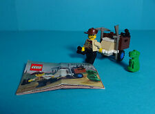 LEGO Adventurers, Dino Island ~ Johnny Thunder and Baby T-Rex (5903) & Anleitung