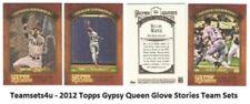 Carte collezionabili baseball Gypsy Queen
