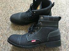 'Levi's' men's boots, new, size 9 (UK)