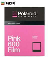 Polaroid Originals BLACK & PINK Duochrome 600 OneStep 2 660 Sun 680 Instant Film