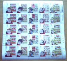 THE DANDY BEANO EAGLE  MNH UM UK 1st CLASS ROYAL MAIL STAMPS x 25 1st Issue NEW