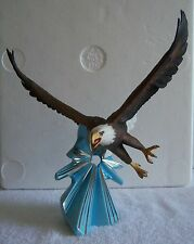 Franklin Mint Triumph Of The Eagle Porcelain Sculpture