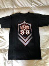 Brian Deegan 38 Autograph Shirt - Metal Mulisha Rock Star Auto