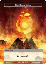 4X Fire Magic Stone RDE-102-NM- FoW Return of the Dragon Emperor