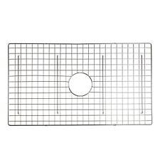 Bottom Sink Grid Stainless Steel for Italian Fireclay Sink  33 x 20 inch